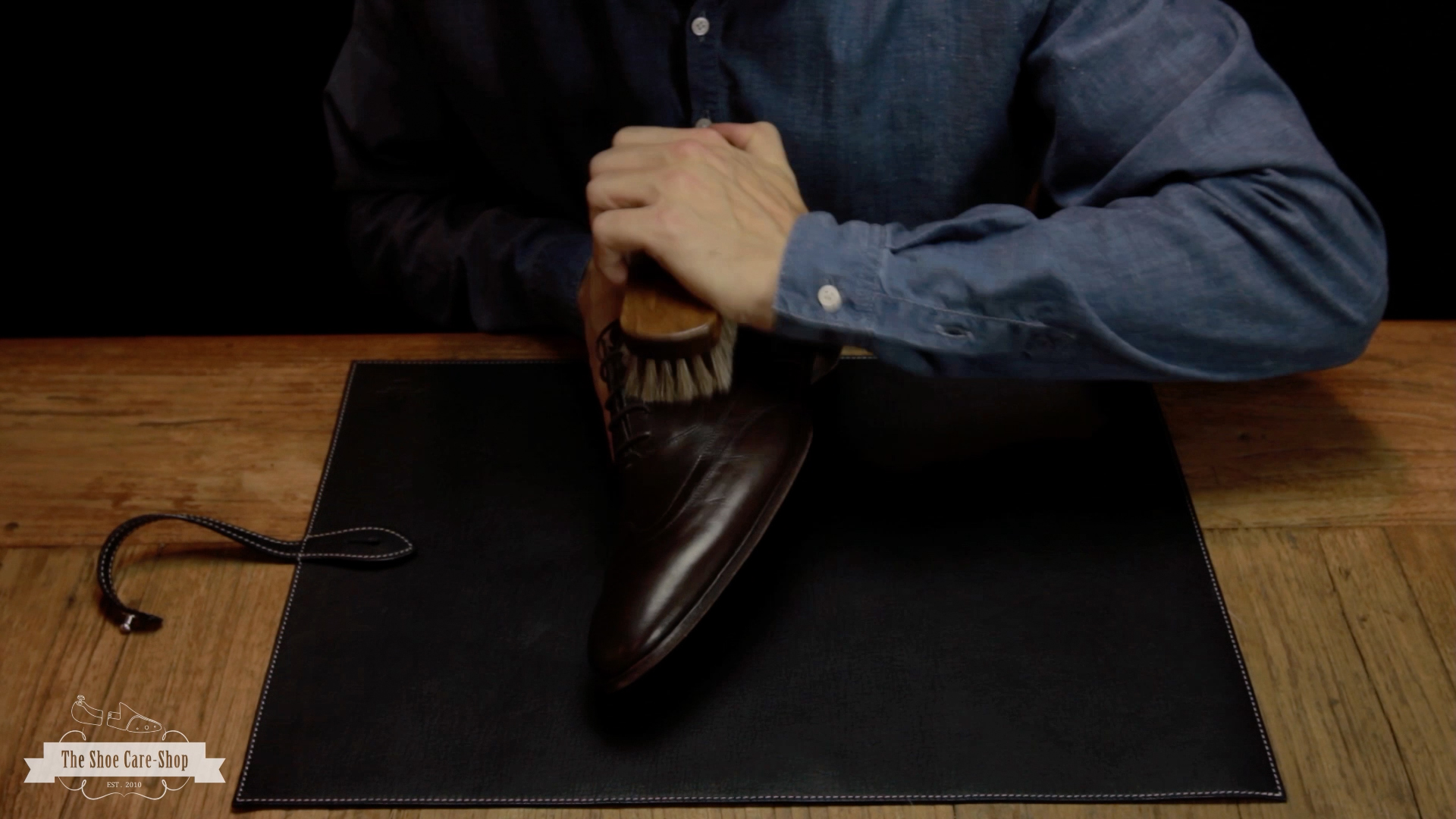 shoe care how to clean your smooth leather shoes 2