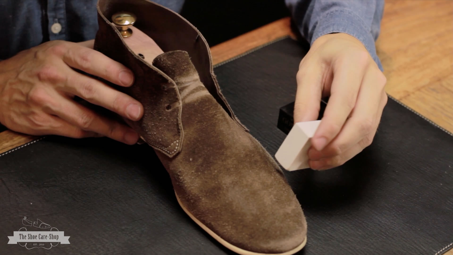shoe care how to clean suede shoes 3 aleksjj