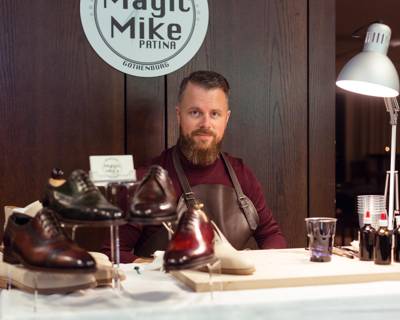 Magic Mike, doing his magic Photo: Milad Abedi www.miladabedi.com