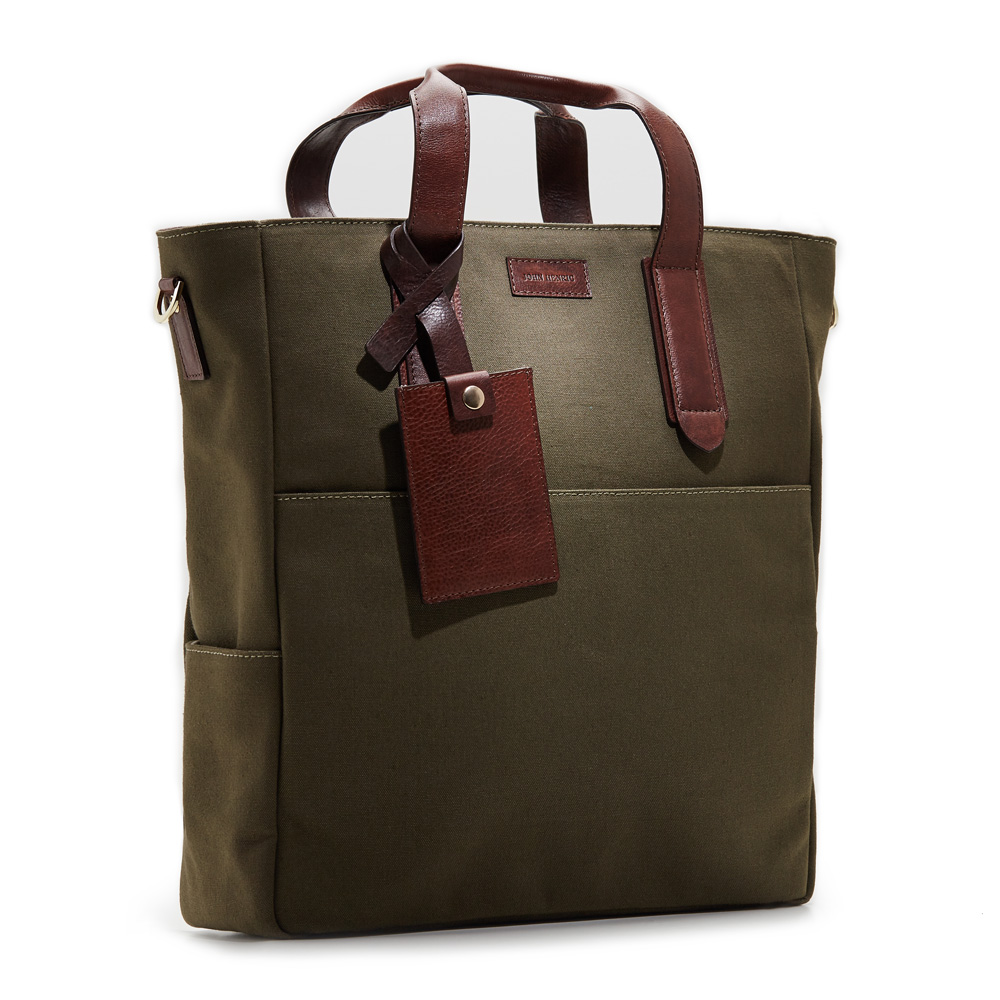 Design Collaboration: Tote Bag from John Henric