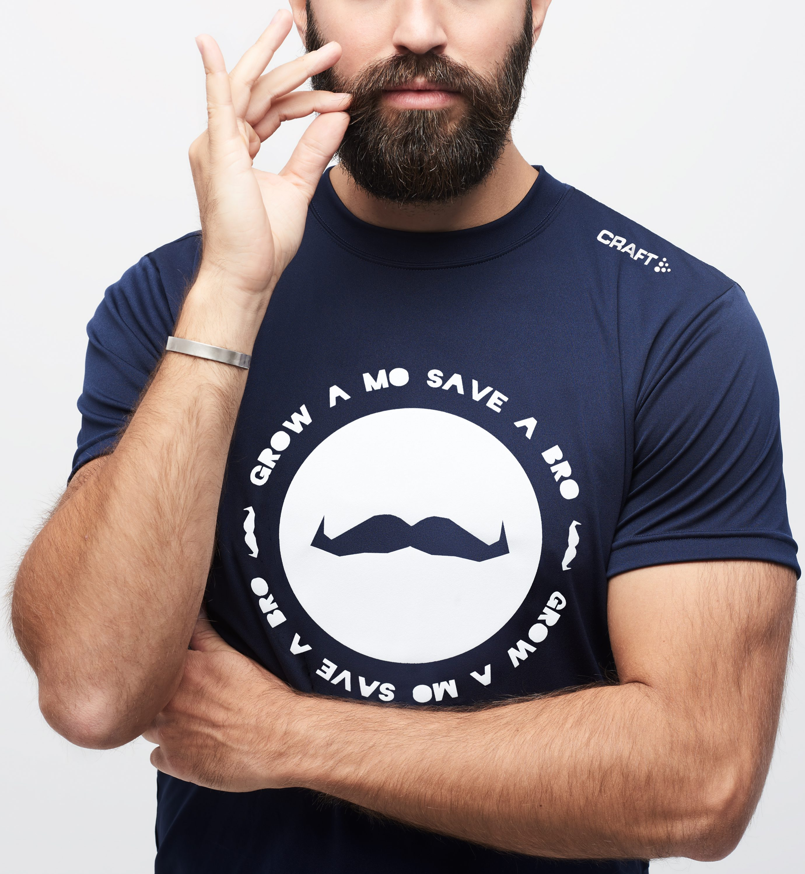 Movember Foundation – Make a contribution