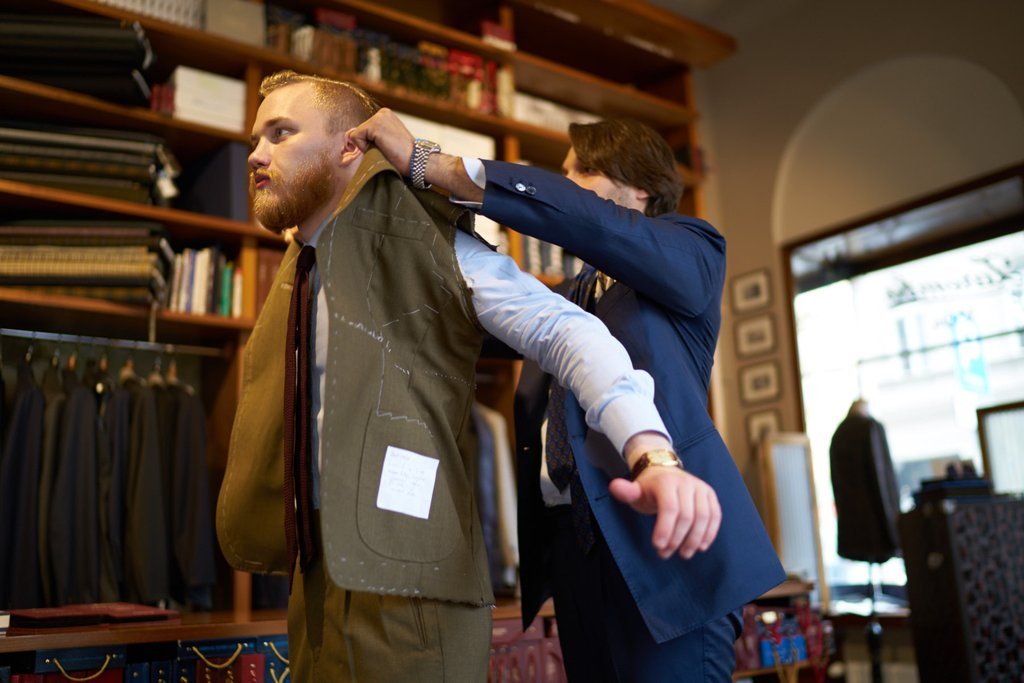 Top articles of the week – Bespoke and MTM suits