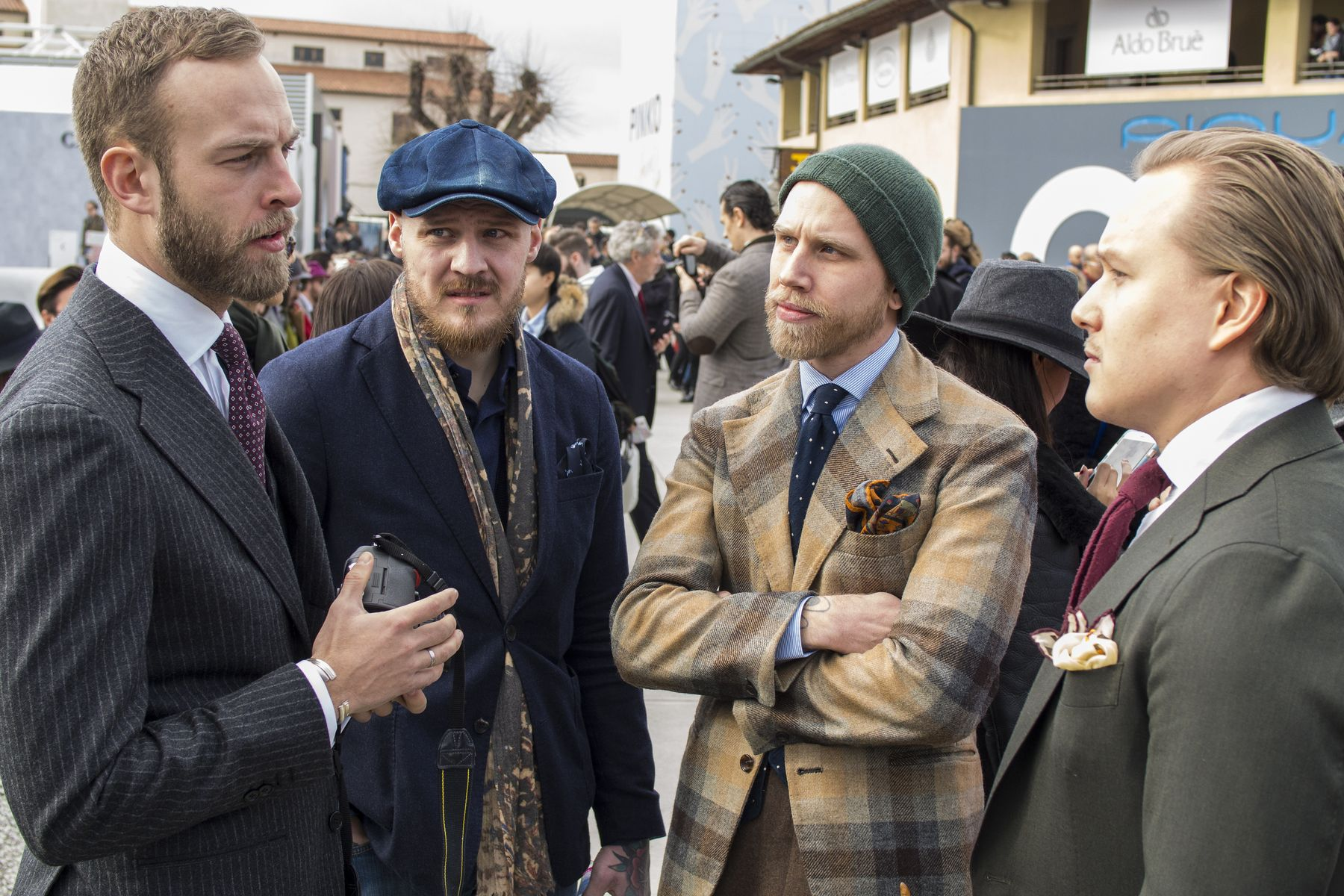 Top articles of the week – Pitti Uomo Reflections