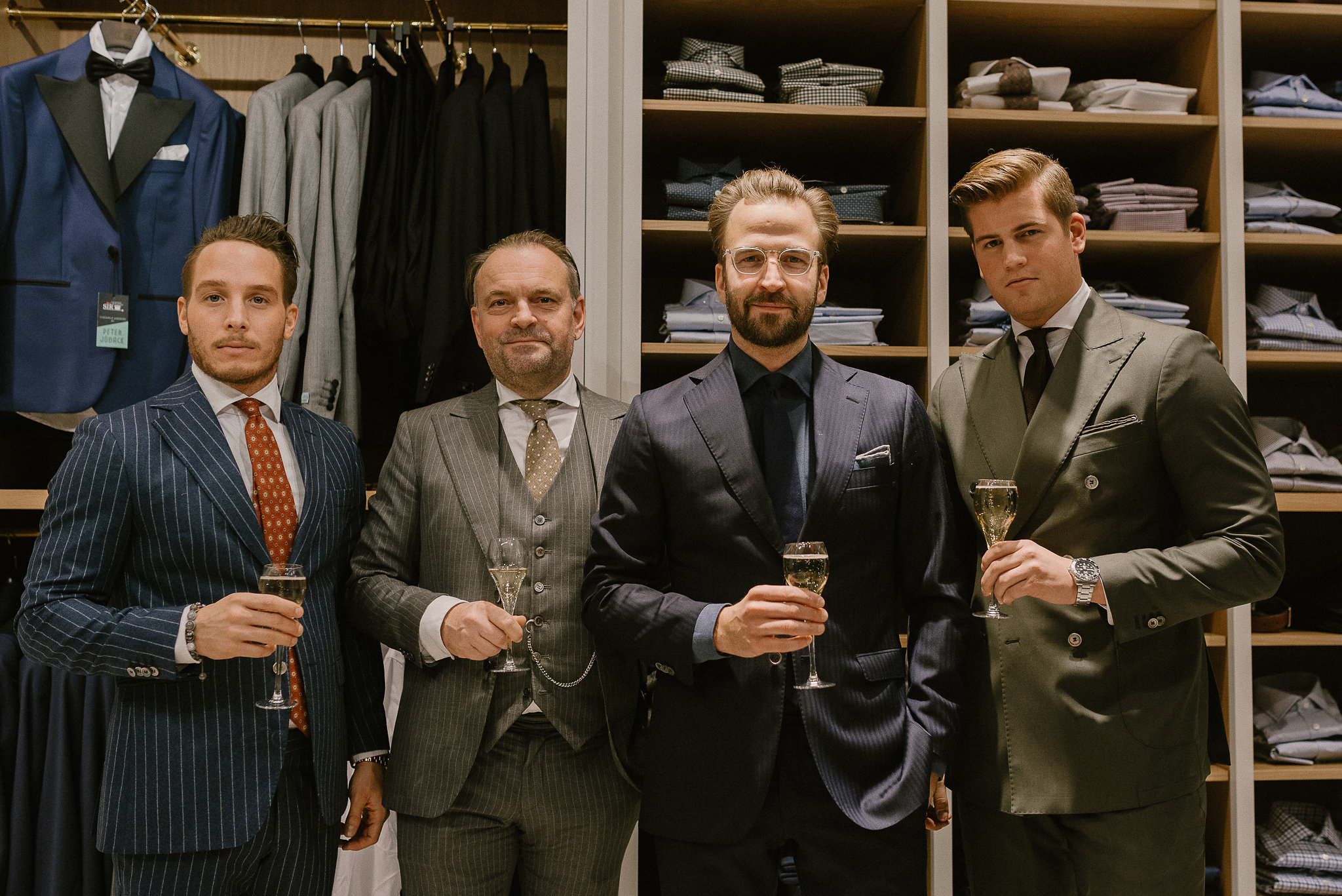 Plaza Uomo Launch at Sir of Sweden in Malmö