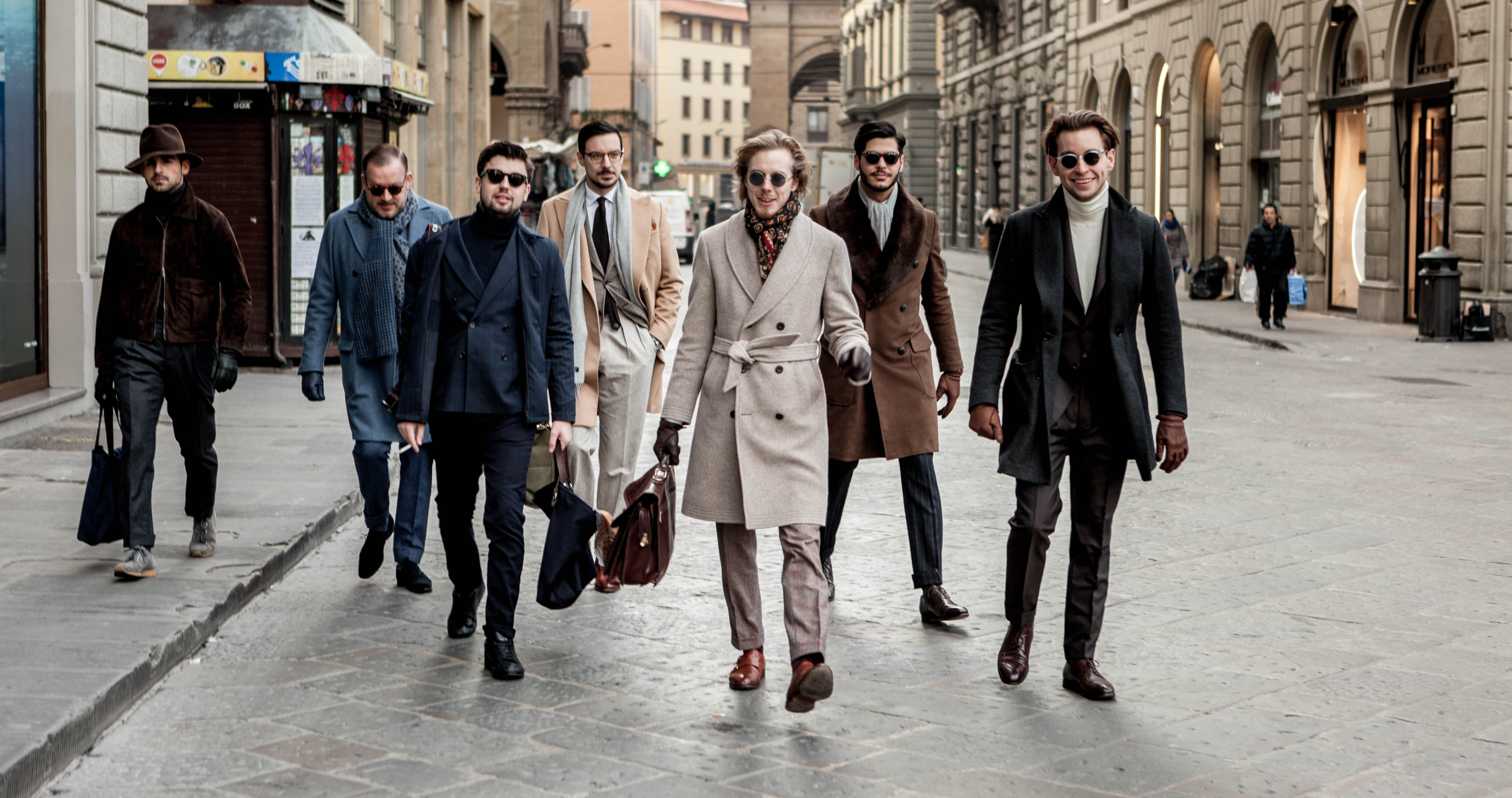 Lookbook: Pitti Uomo 91
