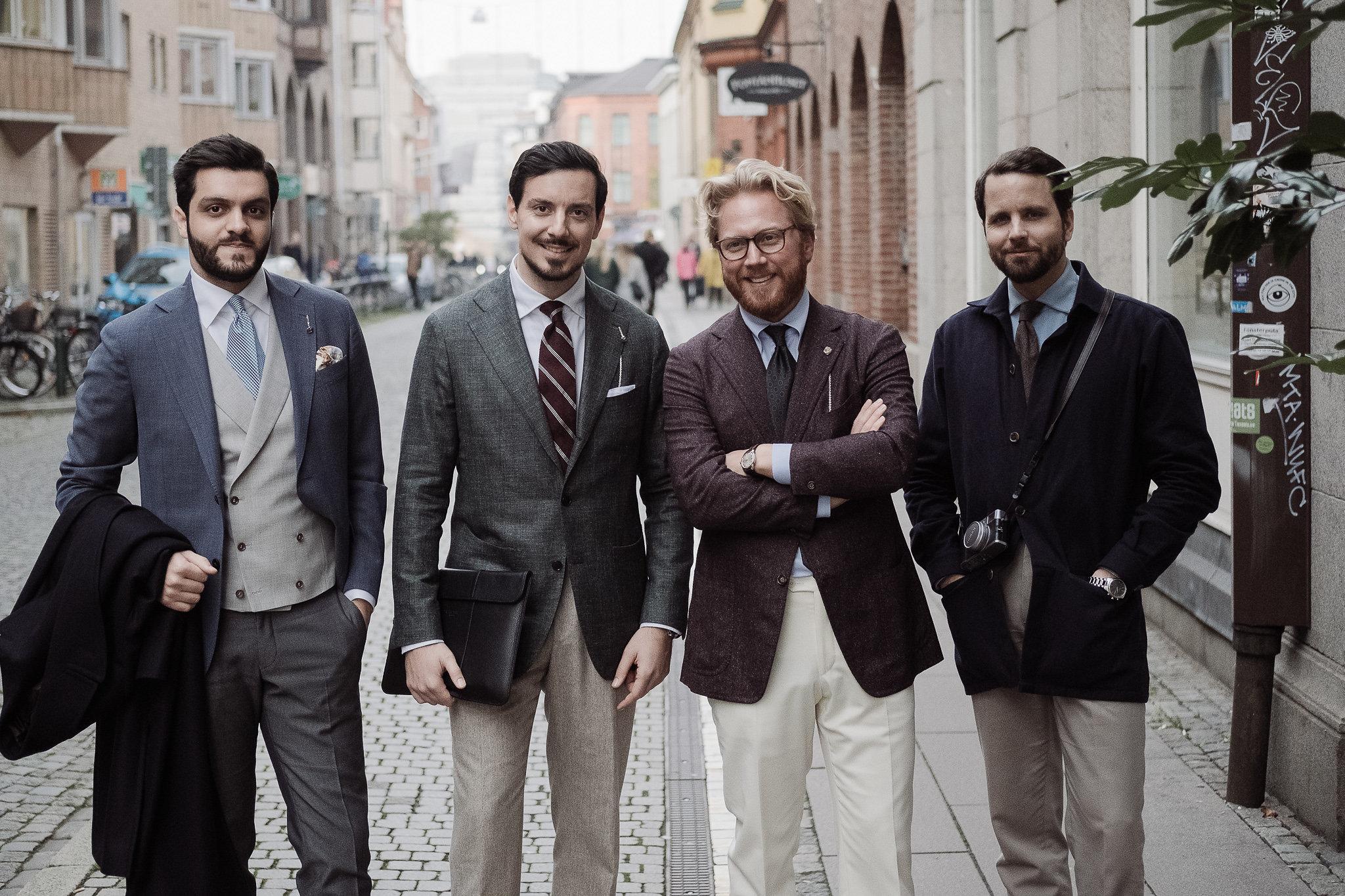 Malmö Menswear Trunkshow 2017 – Wrap Up