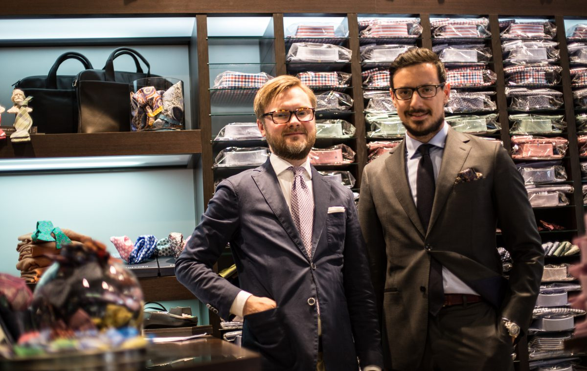 Andrew's Ties – Handmade ties and accessories from Italy