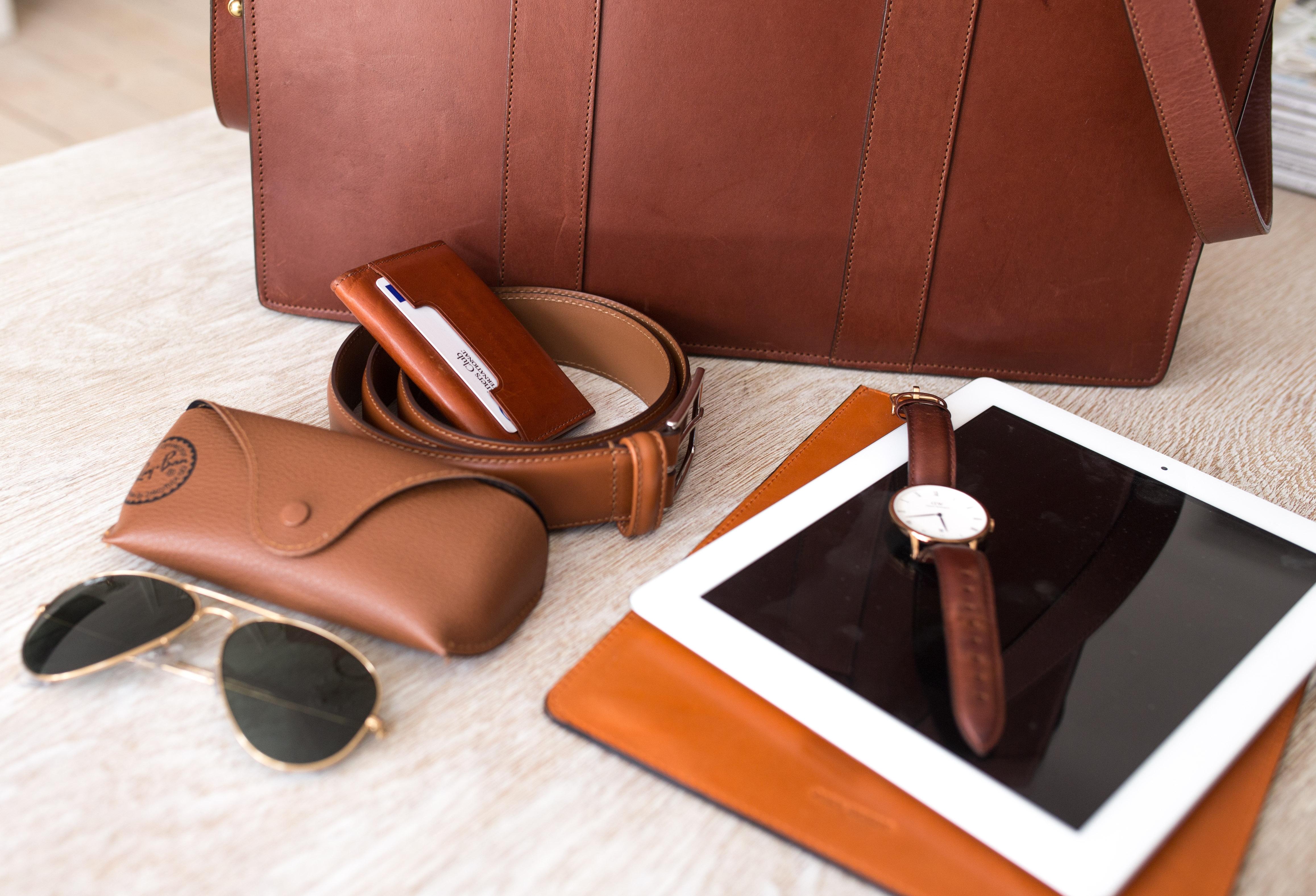 Review: Oppermann Swanfield Cognac Wallet