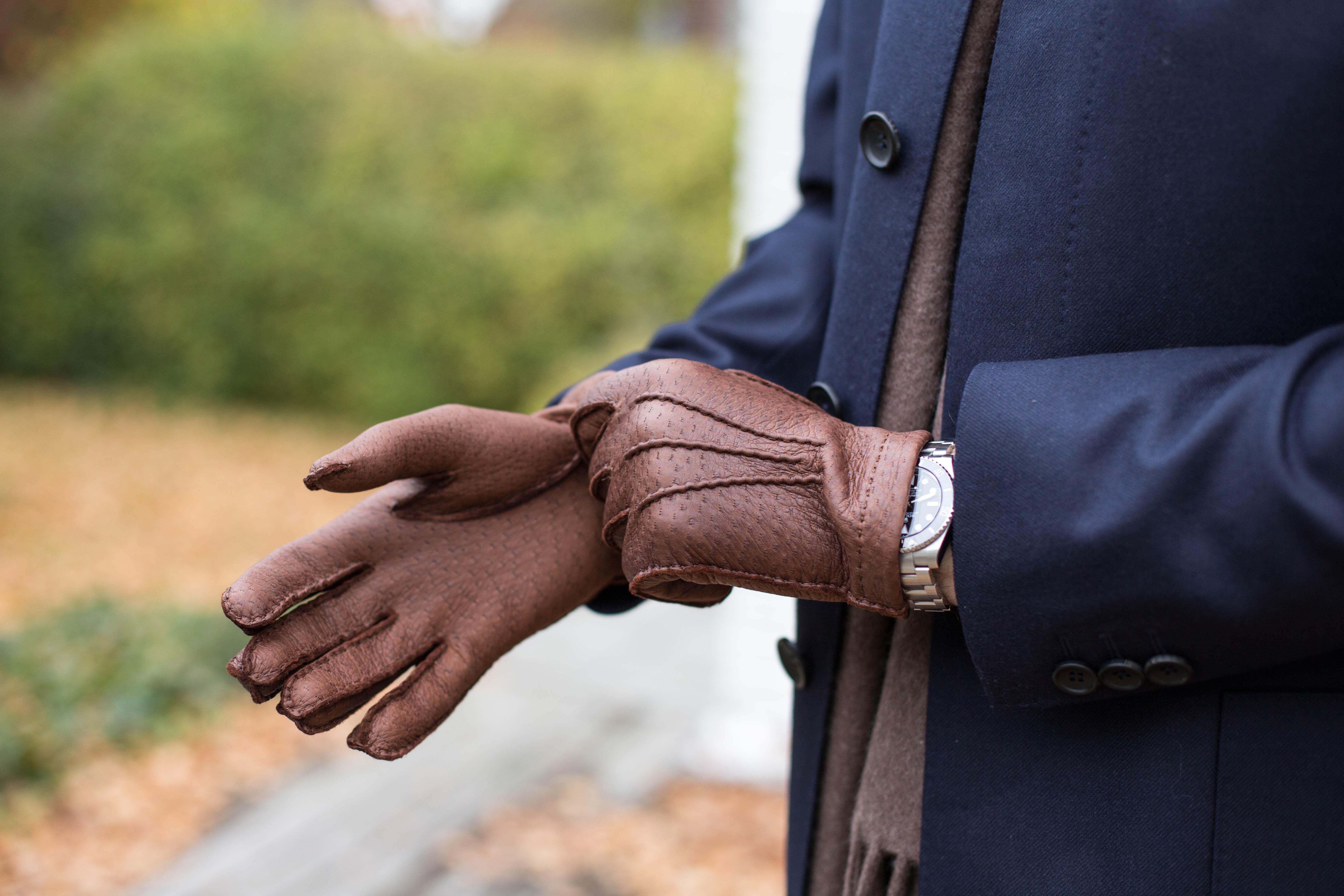 Hestra Bespoke Gloves