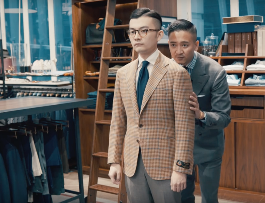 Video of the week – How Should a Suit Fit?