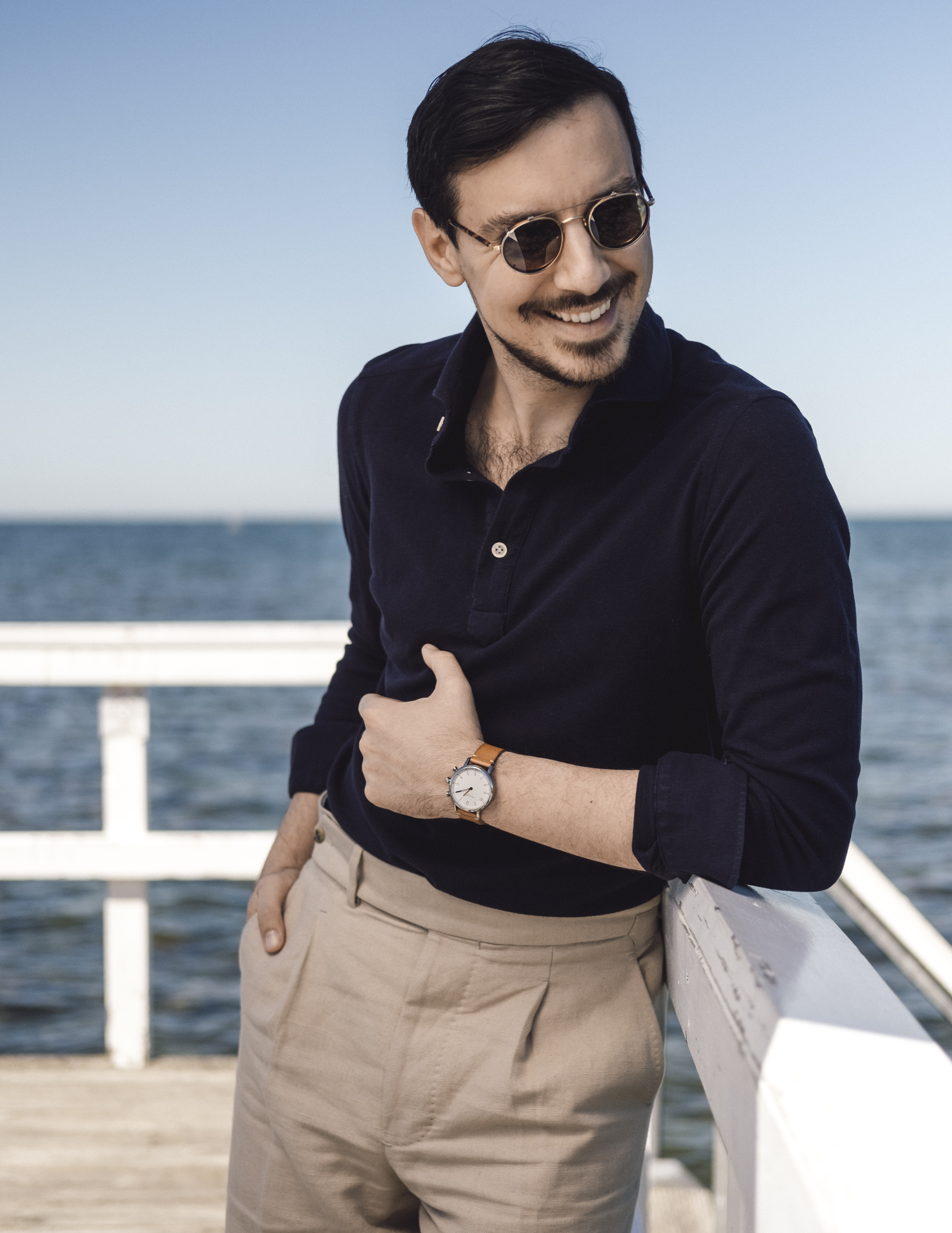 Lookbook: Summer Feeling featuring Kronaby Nord
