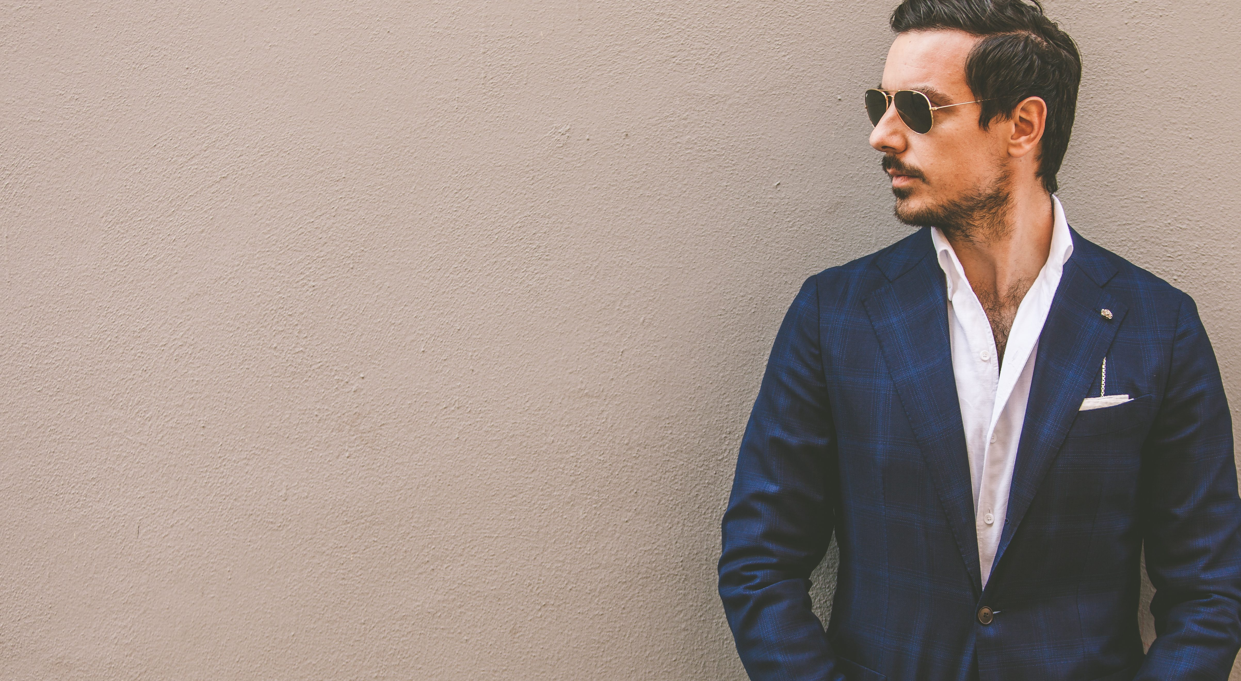 Lookbook: How to wear a Sporty Suit with Sneakers